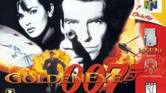 Un documental sobre la creación de Goldeneye 007 busca financiación