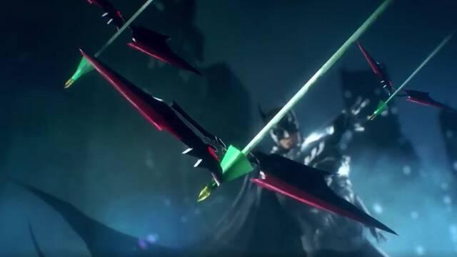 Injustice 2 muestra a Green Arrow enfrentarse a Batman en un nuevo teaser
