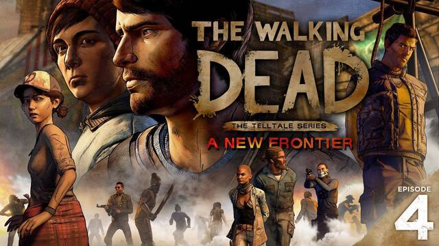 The Walking Dead: A New Frontier Episode 4 se lanza el 25 de abril