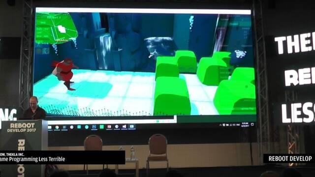El creador de Braid y The Witness aporta un pequeño adelanto de su próximo juego