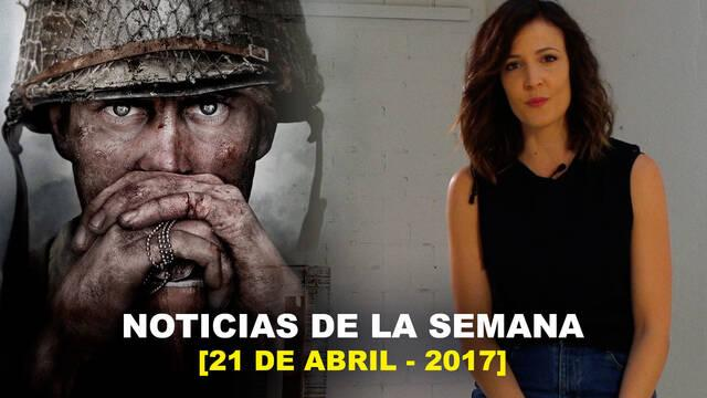 Vandal TV Noticias: Call of Duty WW2, NES Mini, Starcraft gratis y Ancestors