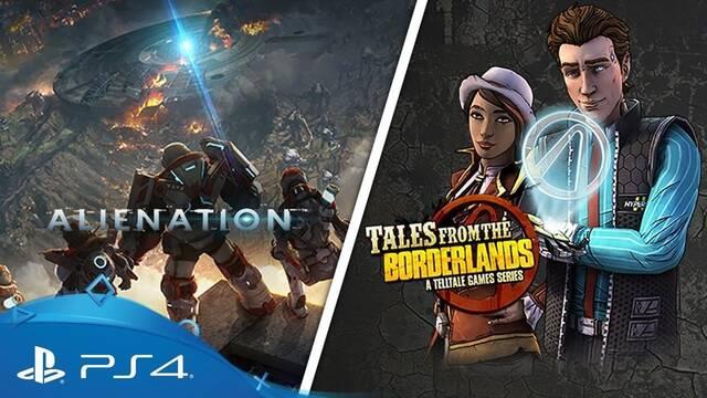 Ya disponibles los juegos gratis de PS Plus de mayo