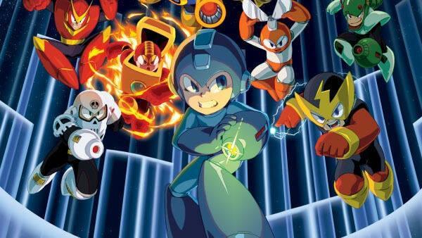 Mega Man Legacy Collection 2 aparece en la clasificación por edades coreana