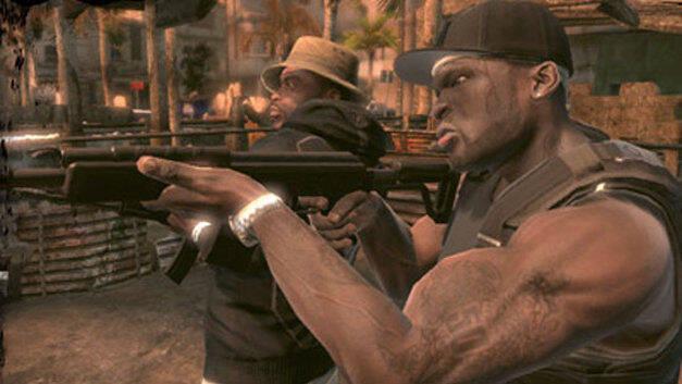El hijo de siete años de 50 Cent sirvió como consejero en Blood On The Sand