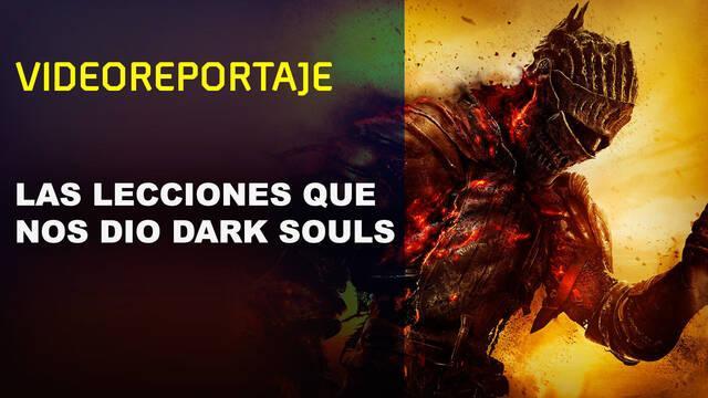 Diez cosas que aprendimos jugando a Dark Souls