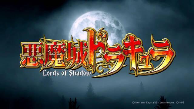 Konami anuncia una máquina pachinko de Castlevania: Lords of Shadow