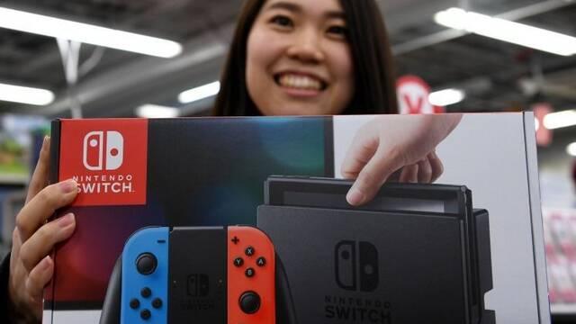 Nintendo Switch sigue liderando las ventas semanales de consolas en Japón