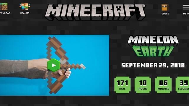 La Minecon Earth se celebrará el 29 de septiembre