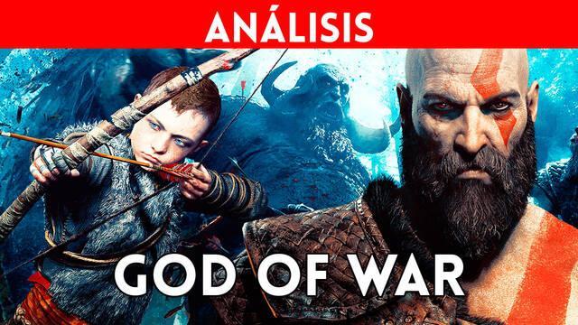Videoanálisis de God of War