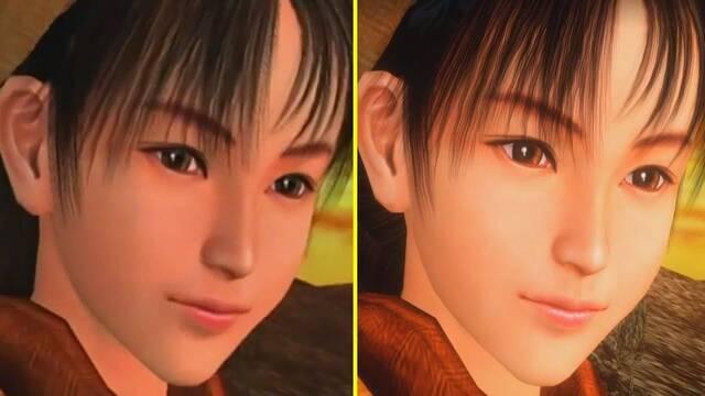 Comparan la remasterización Shenmue I & II con los originales