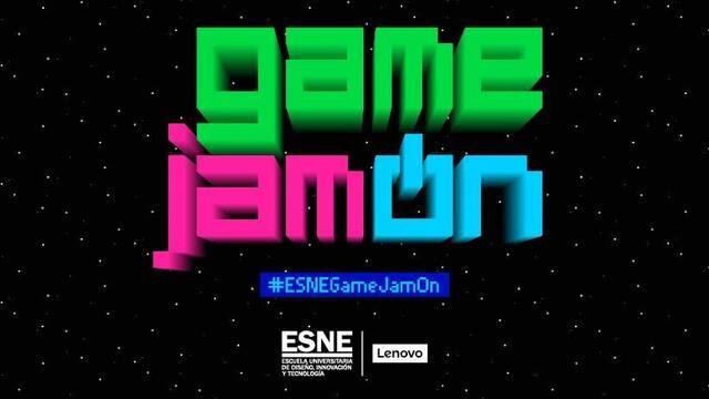 Ya puedes reservar tu plaza en la Game JamOn organizada por ESNE