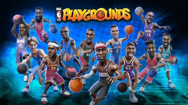 NBA Playgrounds 2 aparece en una clasificación por edades