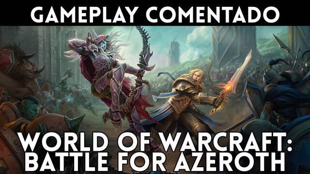 Así es la nueva expansión de World of Warcraft