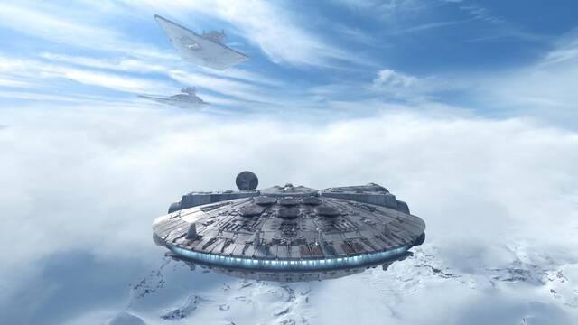 Este mod hace que Star Wars Battlefront luzca como las películas clásicas