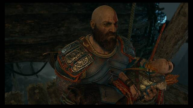 La enfemedad - Misión historia God of War PS4