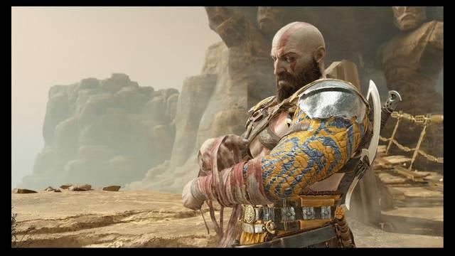 Las cenizas de madre - Misión historia God of War PS4