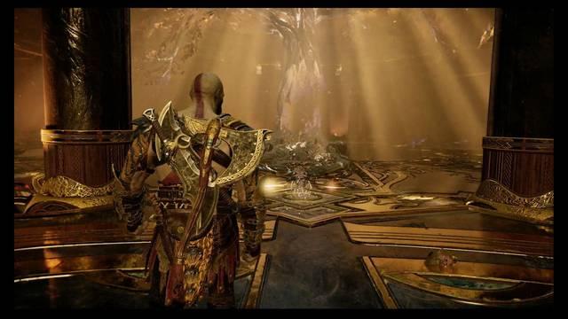 El viaje de vuelta - Misión historia God of War PS4