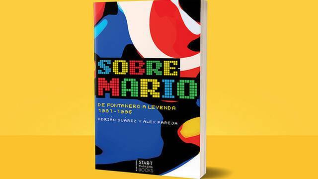 Llega el libro 'Sobre Mario: De fontanero a leyenda (1981-1996)'