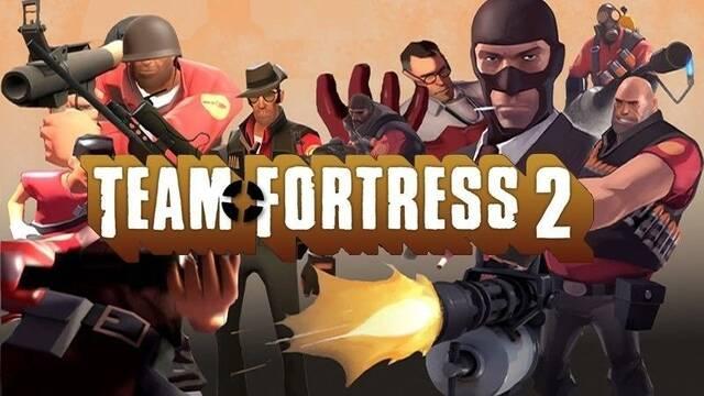 El veterano Team Fortress 2 recibe una enorme actualización