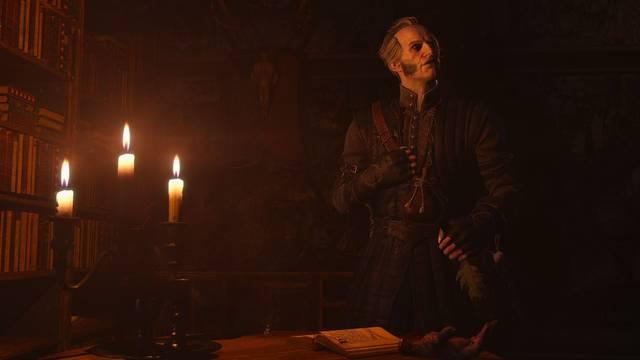 Pasar el trance en The Witcher 3: Wild Hunt - Blood & Wine (DLC)