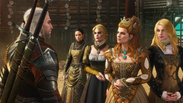 El vino es sagrado en The Witcher 3: Wild Hunt - Blood & Wine (DLC)