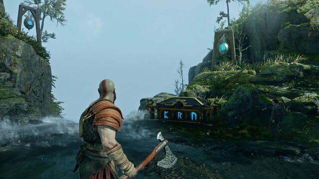 God of War PS4: TODOS los Cofres de las Nornas y su solución