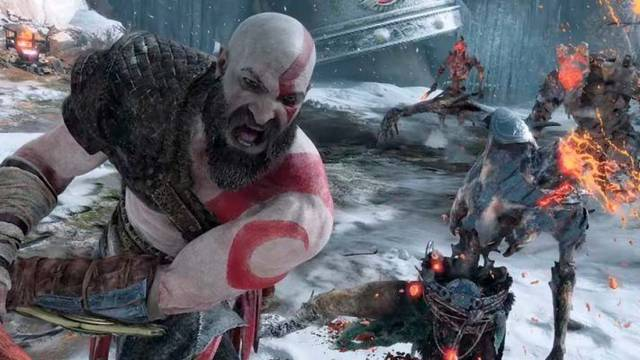Cómo subir de nivel a Kratos en God of War PS4