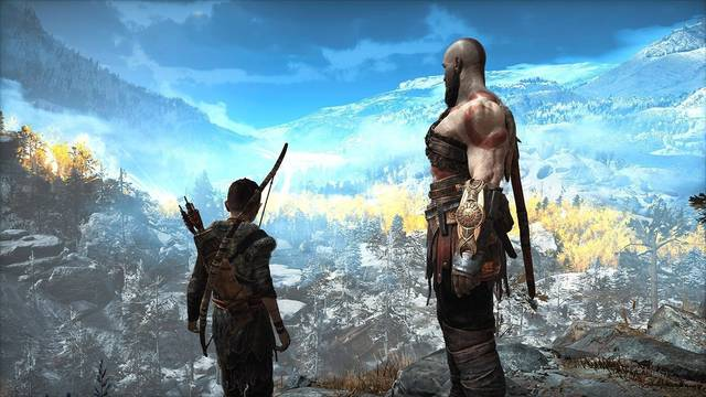 Reino de Midgard en God of War PS4: TODOS los coleccionables y secretos