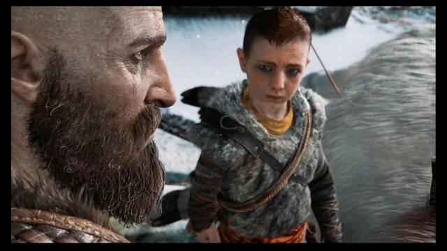 Cómo quitar los bordes negros en God of War (PS4)