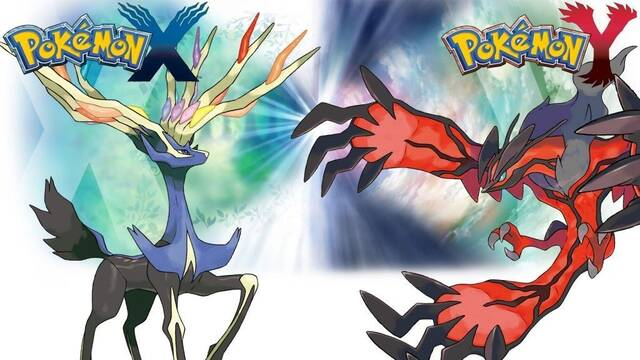 Nintendo regala los Pokémon Legendarios de Pokémon X e Y