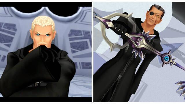 Kingdom Hearts III: Xigbar y Luxord podrían estar de regreso