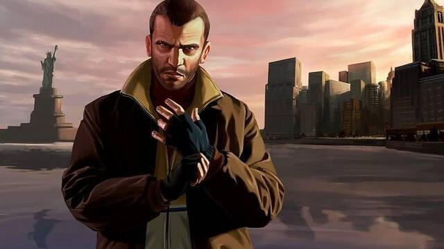 Grand Theft Auto IV celebra su décimo aniversario
