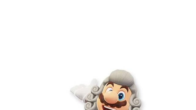 Mario suma un nuevo traje en Super Mario Odyssey