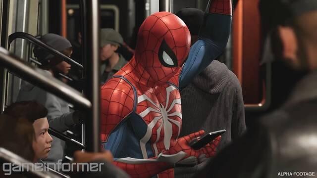 El 'viaje rápido' de Spider-Man se realizará en el metro de Nueva York
