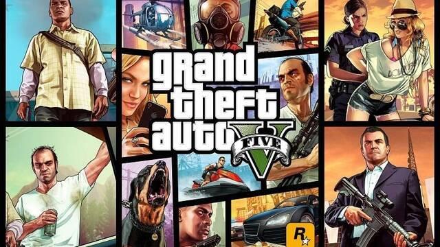 GTA V es el producto de entretenimiento más exitoso de todos los tiempos