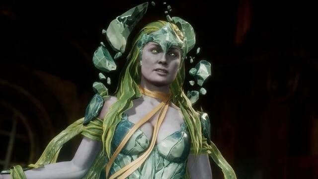 Cetrion se luce en un nuevo tráiler de Mortal Kombat 11