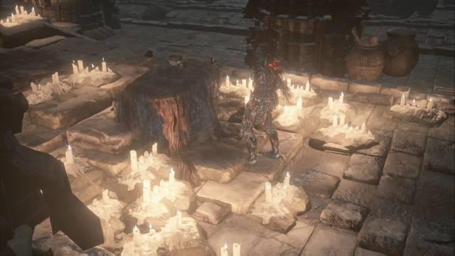 Catacumbas de Carthus en Dark Souls 3: secretos y 100%