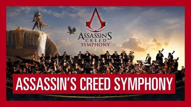 El concierto Assassin's Creed Symphony se celebrará en Barcelona el 23 de noviembre