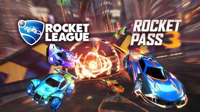 Rocket League presenta los desafíos de su próximo Rocket Pass