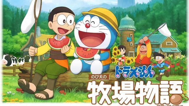 Doraemon Story of Seasons tendrá una versión en inglés, según una cadena