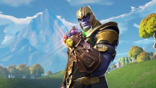 Fortnite: Apuntan al regreso de Thanos por 'Vengadores: Endgame'