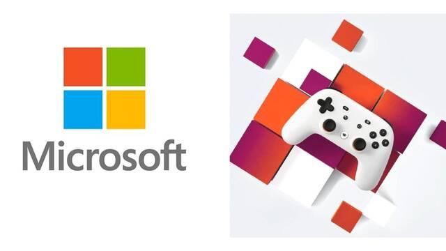 Microsoft: A Google Stadia le 'falta contenido' para competir