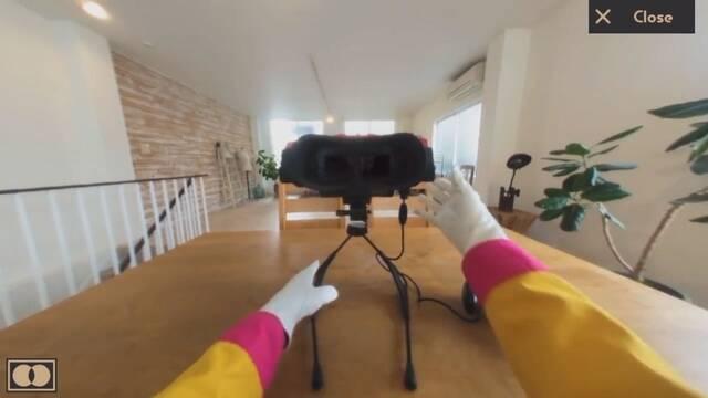 Nintendo Labo VR Kit incluye un guiño a la clásica Virtual Boy