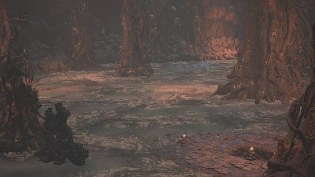 Lago ardiente en Dark Souls 3: secretos y 100%