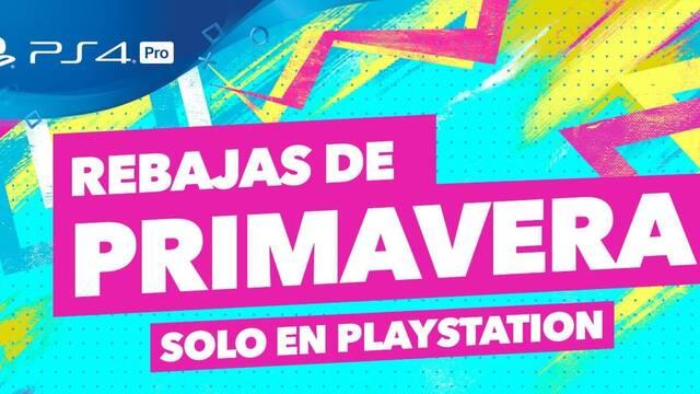 Las rebajas de primavera de PlayStation también llegan a las tiendas