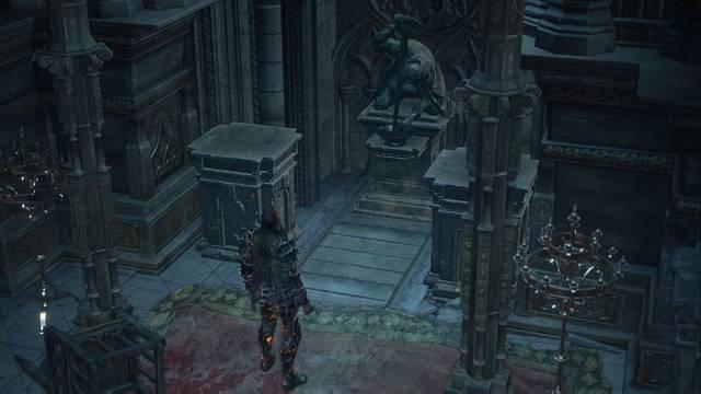 Retorno al Gran Muro de Lothric en Dark Souls 3: secretos y 100%