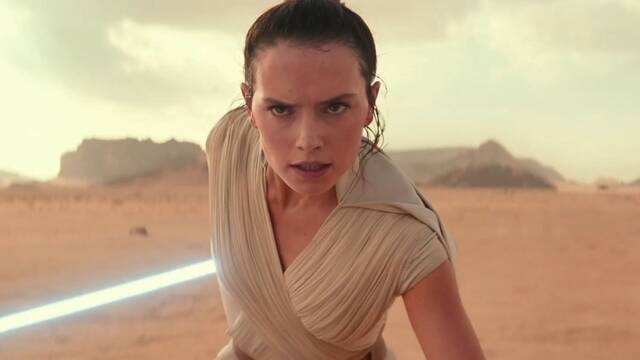 Primer tráiler de Star Wars Episode IX: Rise of the Skywalker
