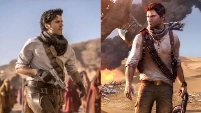 Comparan a Poe Dameron, de Star Wars, con Nathan Drake, de Uncharted