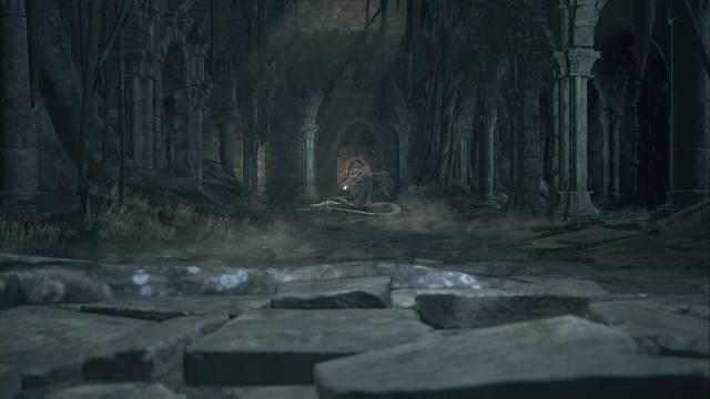 Jardín del Rey Consumido en Dark Souls 3: secretos y 100%