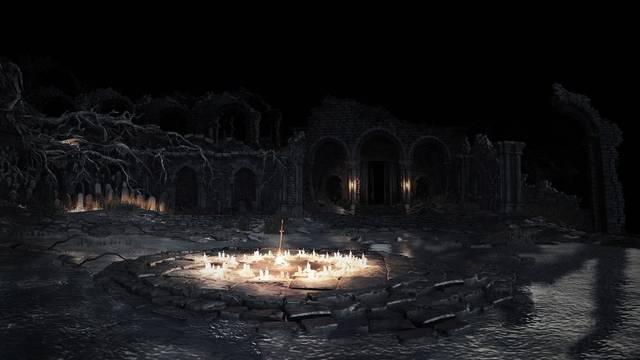 Tumbas Olvidadas en Dark Souls 3: secretos y 100%